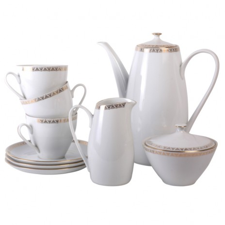 Coffee set Brigitta