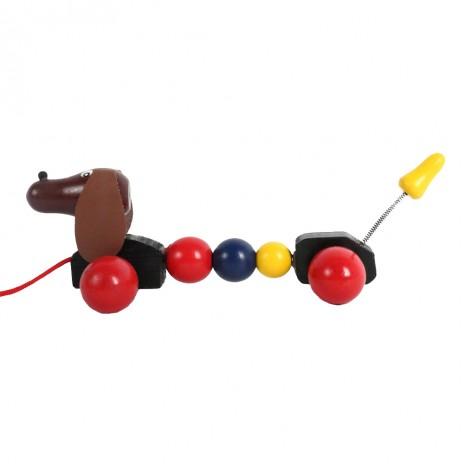 Zany dog toy