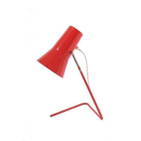 J. Hurka lamp