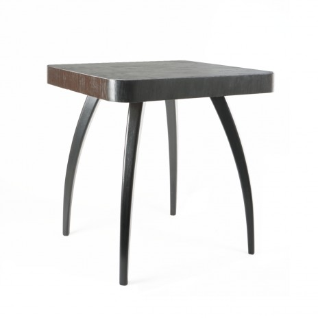 Table Halabala Spider - black